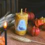 Урожайный Луг свеча-ритуал на Ламмас, Мабон, Самайн
