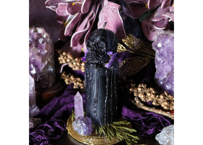 Слом Силы свеча-ритуал восковая