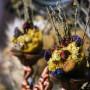 Ведьмино Саше свеча восковая без фитиля