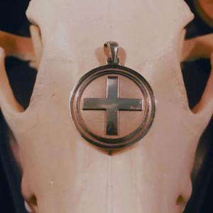 Веретнический крест Чернокнижный крест подвеска