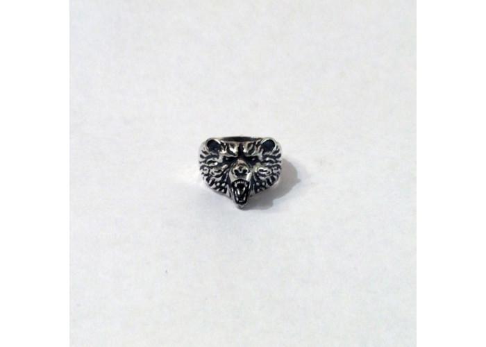 Тотем-медведь кольцо