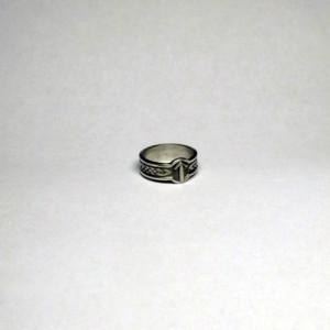 Руна кольцо